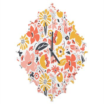 Heather Dutton Betty Baroque Clock