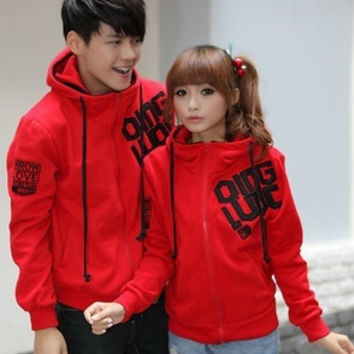 2013 Spring And Autumn New Sports Hoodie Sweater Cardigan Coat Couple Long-sleeved Baseball Equipment