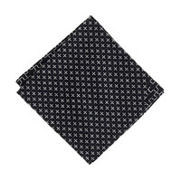 J.Crew Mens Kiriko Sashiko Pocket Square