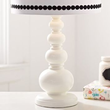 Bubble Up Lamp Base