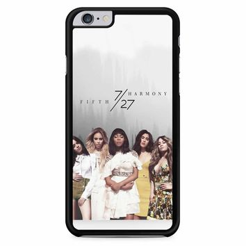 Fifth Harmony 7 27 Forest iPhone 6 Plus / 6S Plus Case