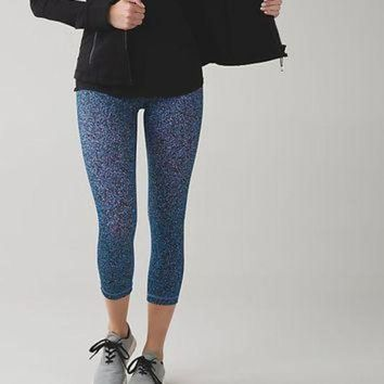 ICIKWV6 wunder under crop iii *full-on luon | women's yoga crops | lululemon athletica