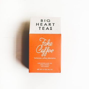 Big Heart Tea Co | Fake Coffee