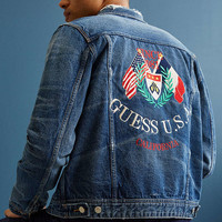 GUESS Dillon Denim Jacket - Urban Outfitters