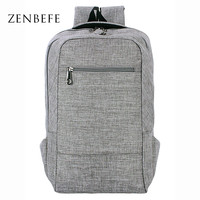 "ZENBEFE Laptop Backpacks Large Capacity Backpack For College Designed Brand  Backpack Unisex School Bags For 15.6"" Laptop Bag"