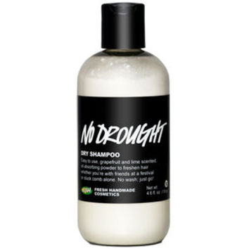 No Drought dry shampoo