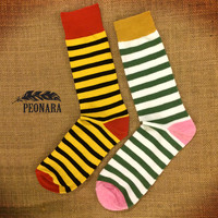 Stripe Fashion Dress Socks