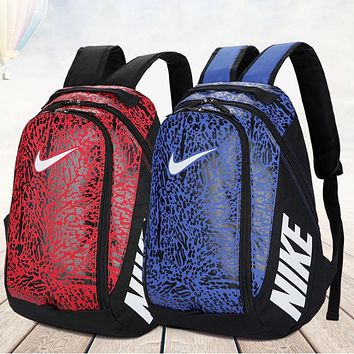 """NIKE"" Fashion Rucksack College Backpack School Bag Hiking Daypack"