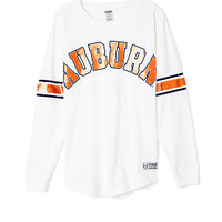 Auburn University Limited Edition Varsity Crew - PINK - Victoria's Secret