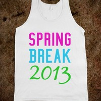 Spring Break 2013 - Dani's Boutique