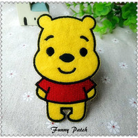 Baby Winnie the Pooh Iron on Patch 216-H