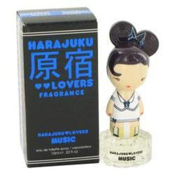 ac spbest Harajuku Lovers Music Eau De Toilette Spray By Gwen Stefani