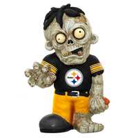 NFL Pittsburgh Steelers Zombie Figure