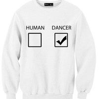 Dancer Sweatshirt | Yotta Kilo