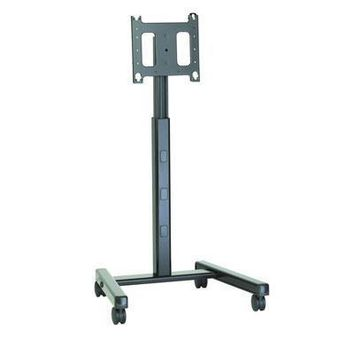 4' To 6' Flat Pnl Mobile Cart