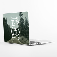 Into the Wild Laptop Skin