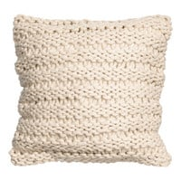 H&M Chunky-knit cushion cover £14.99