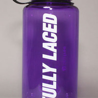 The Fully Laced X Nalgene Water Bottle