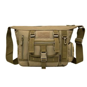 Military Brand Cross Body Shoulder Messenger Bag High Quality Design Men 1000D Nylon School Travel Male Book Laptop Bags