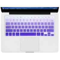 Keyboard Cover- Purple Ombre