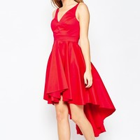 ASOS Prom Dress With High Low Hem