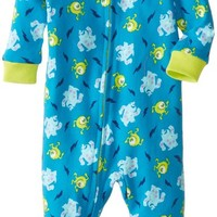 Disney Baby Boys' Monsters Inc., Knitted Sleeper