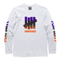 UNDEFEATED SPLATTER LS TEE | Undefeated