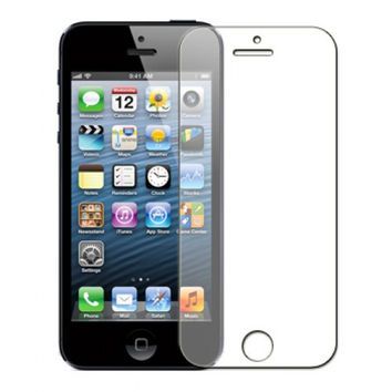 iPhone 5 & 5S Tempered Glass Premium Screen Protector