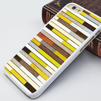 yellow wood grain iphone 6 case,art wood printing iphone 6 plus case,new design iphone 5s case,Splicing wood grain iphone 5c case,idea iphone 5 case, Creative iphone 4s case,fashion iphone 4 case