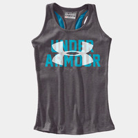 Girls' UA Script Logo Graphic Tank | 1240706 | Under Armour US