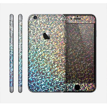 The Colorful Confetti Glitter Sparkle Skin for the Apple iPhone 6