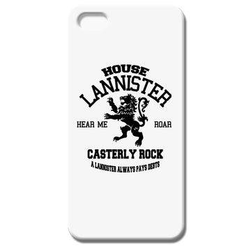 House Lannister IPhone 55S Case