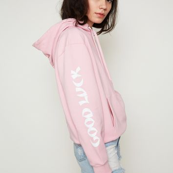 Good Luck Hoodie | NYLON SHOP