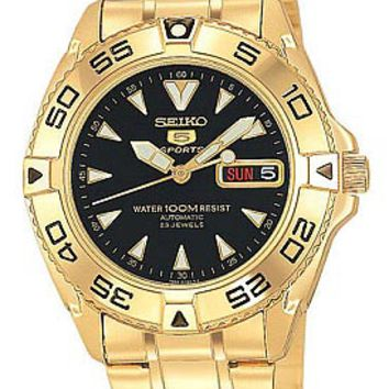 Seiko Sports 5 Automatic Watch SNZB36