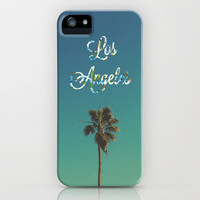 Los Angeles iPhone Case by Bronson Sneling | Society6