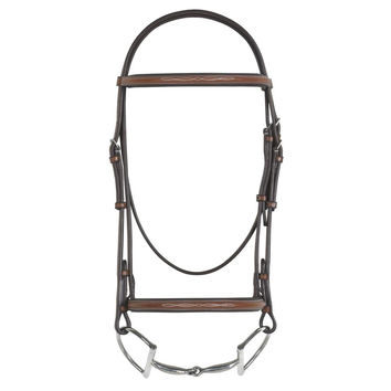 Rodrigo Pessoa Fancy Stitch Raised and Padded Bridle