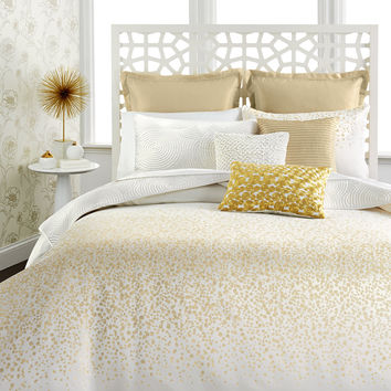 INC International Concepts Prosecco Comforter and Duvet Cover Sets