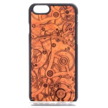 MMORE Wood Mechanism Phone case - Phone Cover - Phone accessories