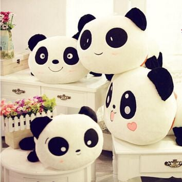 1pcs 15CM 2015 New Cartoon Batman panda doll kawaii plush toys  minion exported to Europe kids toys Anime Plush animal