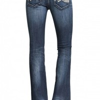 Denim Brand Leather M Boot Cut