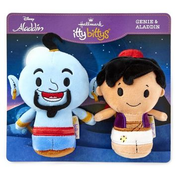 itty bittys® Disney Aladdin and Genie Stuffed Animals, Set of 2