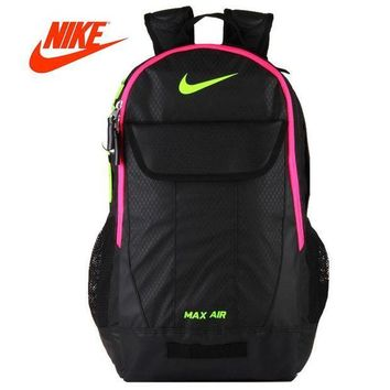 ICIKLQZ Original New Arrival Authentic NIKE Training Bags MAX AIR Unisex Backpacks Sports Bags