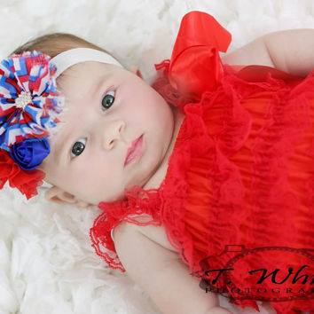 4th of July Show Stopper Headband
