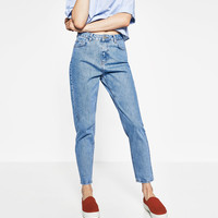 MOM JEANS - JEANS-TRF-COLLECTION AW16 | ZARA United States