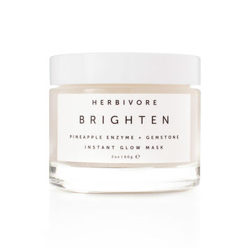 Herbivore Botanicals - Brighten Pineapple + Gemstone Wet Mask