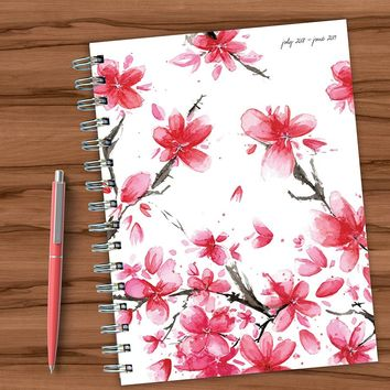 Cherry Blossoms Planner