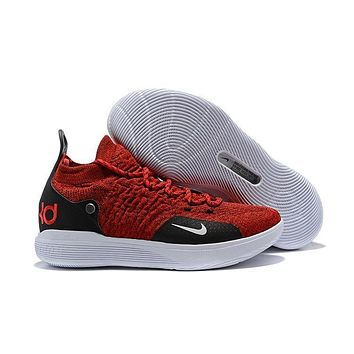 Nike KD 11 Red White Black Kevin Durant Sneakers