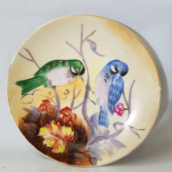 Bird Wall Hanging Dish  (910)