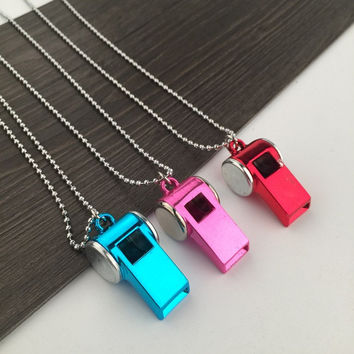 Stylish Gift Shiny Jewelry New Arrival Hot Sale Fashion Hip-hop Club Necklace [6542684547]