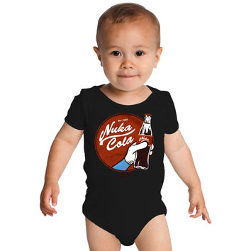 Fallout Nuka Cola Baby Onesuits